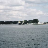 port w Bałtijsku, Балтийск