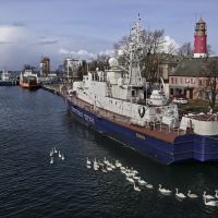 Береговая охрана (Coast guard), Балтийск
