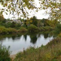 River Deima, Гвардейск
