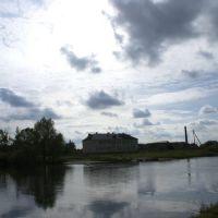 Место впадения р.Дейма в р.Преголя, Гвардейск