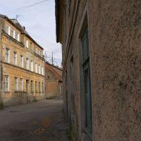 Старые улочки, Гвардейск