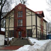 Дом страховых компаний и натариуса г. А.И. Васильева ., Гвардейск