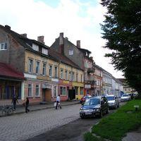 Gvardejsk (Tapiau), Гвардейск