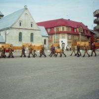 Площадь, Гвардейск
