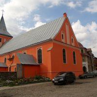 Церковь в Гвардейске, Гвардейск