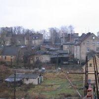 Вид с того места, куда желательно не попадать :), Гвардейск