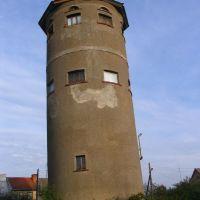 Водонапорная башня, Гвардейск