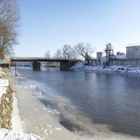 Река Дейма, Гвардейск