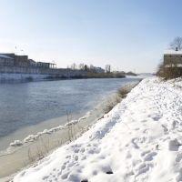 River Deyma, Гвардейск