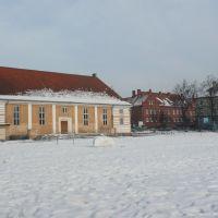 Стадион, ДЮСШ, г. Гвардейск, Гвардейск