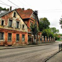 Old street, Гвардейск