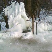 Водяная колонка у вокзала, Гвардейск