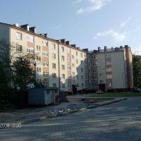 Гурьевск. Новый дом на ул.Садовой, Гурьевск