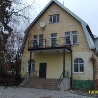 Дом на ул.Садовой 1914 г. постройки, Гурьевск