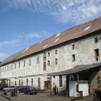 Внутренний двор и северное крыло замка Нойхаузен / Neuhausen, Гурьевск