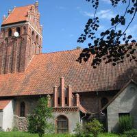 Kirche in Guryewsk (Neuhausen), Гурьевск