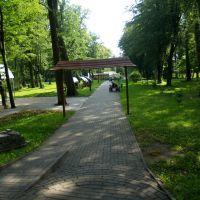 Гурьевский парк, Гурьевск