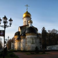 Ascension Church, Гурьевск