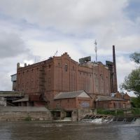 Комбикормовый завод, Гусев