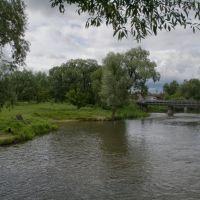 Ж/д мост у комбикормового завода, Гусев