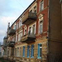 Дом по улице З. Космодемьянской, Гусев