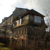 Дом по улице Школьная, Гусев