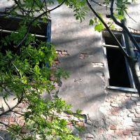 Гердауен, остатки замковых построек, Железнодорожный