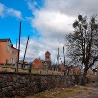 Gerdauen (Железнодорожный)., Железнодорожный
