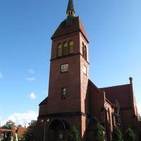 Спасо-Преображенский собор в Зеленградске., Зеленоградск