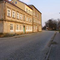 Перекресток ул.Ленина - ул.Черняховского, Знаменск