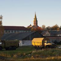 Военные Уралы, Знаменск