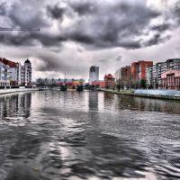Еще не лето, но уже и не зима..., Калининград