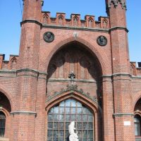 Rosgarten gates, Калининград