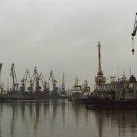 Port of Kaliningrad, Калининград