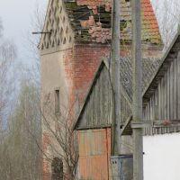 Разваливающаяся башня, Краснознаменск