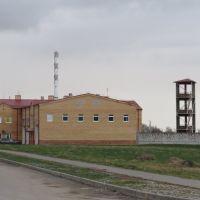 Новое пожарное депо, Краснознаменск