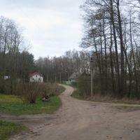 На окраине города, Краснознаменск