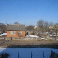 улица Почтовая (Street Postovaya), Краснознаменск