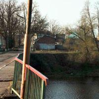 An der Brücke von Haselberg, Краснознаменск
