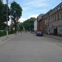 Центральная улица, Краснознаменск