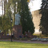 Памятник, Краснознаменск