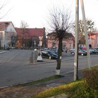 Площадь, Мамоново