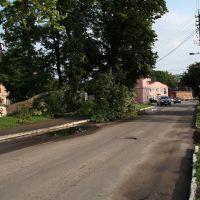 После урагана, Мамоново