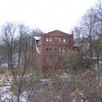 Развалины  мельницы, Неман