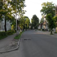 Ragnit, Schützenstraße, Неман