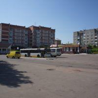 Автовокзал, Неман