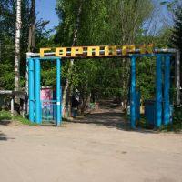 Парк, Неман