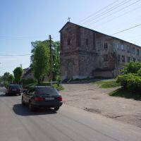 Всехсвятская православная церковь, Неман