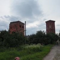Water tower/ Wasserturm, Нестеров