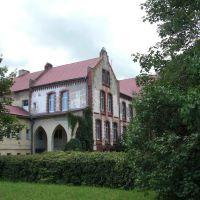 Hospital/ bolnyca/ Kreiskrakenhaus/ ligoninė, Нестеров